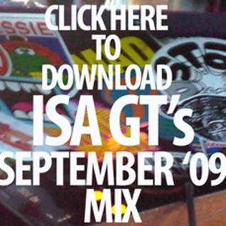 September '09 Mix