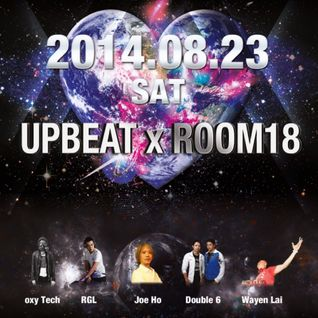 UpBeat 056 (Live @ 8/23 UpBeat x Room18) Mixed by Double 6