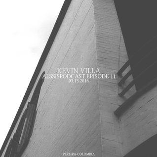 Kevin Villa - Alss Podcast # 11