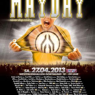 Chris Liebing - Live @ Mayday 2013, Dortmund, Alemanha (27.04.2013)