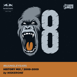 It Came From The Jungle History Mix - Niskerone (2008-2009)