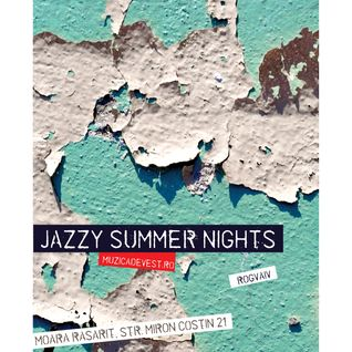 Promo Mix for Summer Jazzy Nights @Moszkva Garden, Friday 12th June 2015