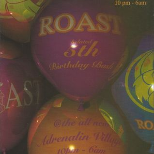 Jumping Jack Frost back2back DJ Ron Roast '5th Birthday Bash' 1st Feb 1997