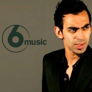 Nerm on BBC 6Music :: June 2012