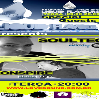 Liquid Flavours 010 Special Guests - Soultec & Conspire @LoveE.Sound radio