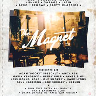 James Sims Magnet Mix April 16