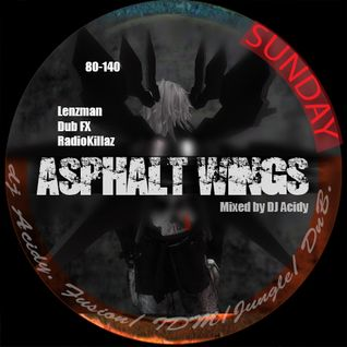 Asphalt wings