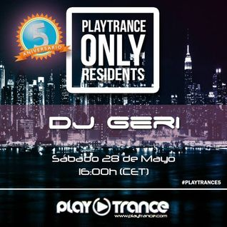 DJ Geri @ PlayTrance 5Th Anniversary