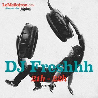 DJ Freshhh • Les Cochons Flingueurs 2016 • LeMellotron.com