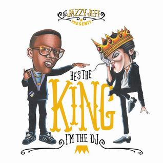 DJ Jazzy Jeff x Michael Jackson - He's The King I'm The DJ