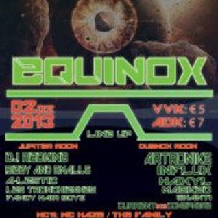 Equinox Promomix