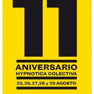 Impersonal Selector - No XI Aniversario Hc (26-8-16)