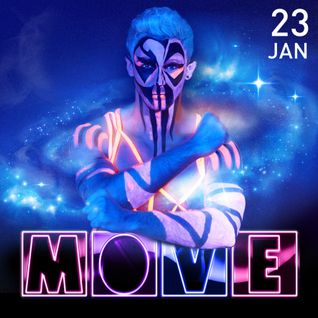 MOVE [23.01.2016] Night of Residents & Friends @Tanzhaus West by InTakt [HastduBockdrauf?]