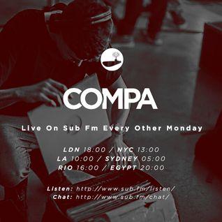 Compa - Sub FM Podcast - January 12th 2015