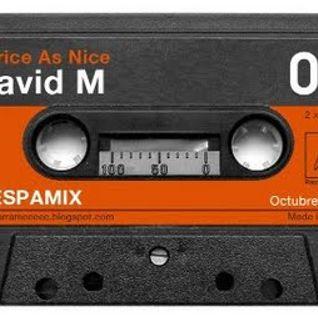 """Despamix#9: David M """"Thrice As Nice"""""""