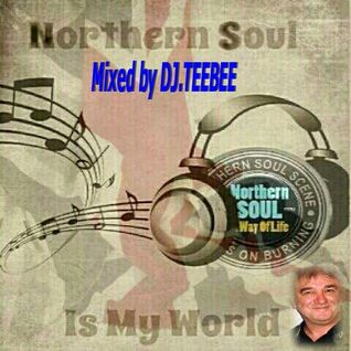 MY WORLD OF NORTHERN SOUL NOV 2nd 2014.