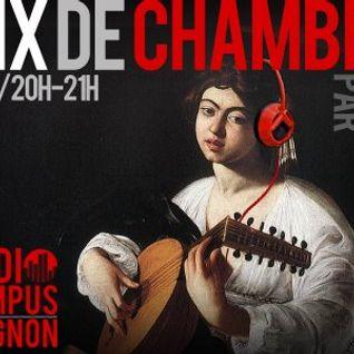 Radio Campus Avignon - Mix de Chambre, l'invité - 23/02/12