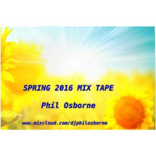 Phil Osborne - Spring Bass and Beats Mix Tape