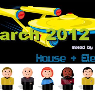 dj komma March 2012 (house & electro)