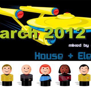 dj komma March 2012 (house & electro)