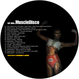 "RollerDisco vol.02 ""MuscleDisco"""