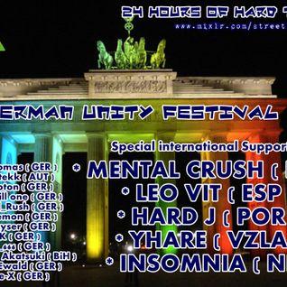 CAB.THOMAS @ Streetlife pres. German Unity Festival 2013