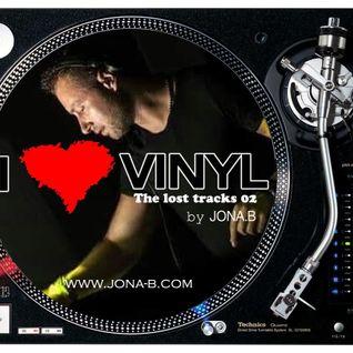 JONA.B @ I LOVE VINYL ( LOST TRACKS EP 2 )