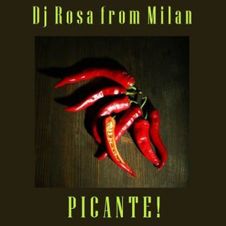 DJ Rosa from Milan - PICANTE!