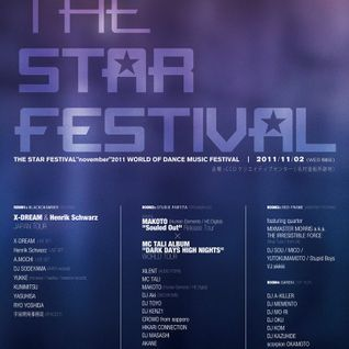 Mixmaster Morris @ Osaka Star Festival 11/2011