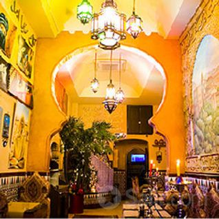 * Tribal Chillout Lounge - Cafe Oriental II *