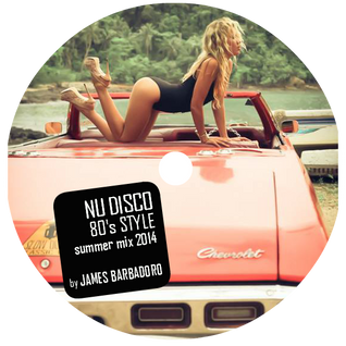 Nu Disco 80's Style | SUMMER MIX 2014 | by James Barbadoro