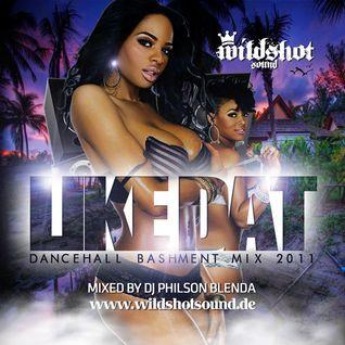 LIKE DAT (DANCEHALL MIX 2011) - mixed by DJ Philson Blenda
