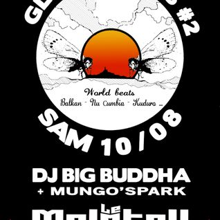 Global Bass #2 @Molotov -10/08- Dj Big Buddha + MunGo's Park