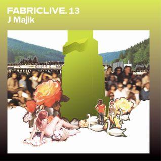 FABRICLIVE 13: J Magik 30 Min Radio Mix