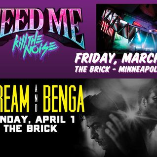 Drop & Gimme 20: Feed Me, Skream & Benga Part 1 - 03/30/2012