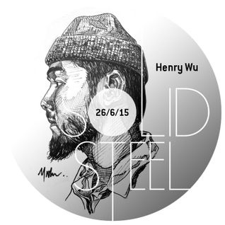 Solid Steel Radio Show 26/6/2015 Hour 2 - Henry Wu