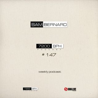 Sam Bernard 7200 BPH # 147