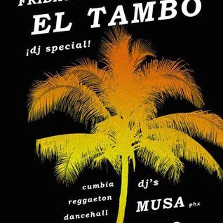 DJ Melo - El Tambo @ Hotel Congress (05-20-16)