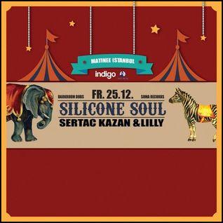 Silicone Soul - Live @ Indigo Istanbul - Dec 2015