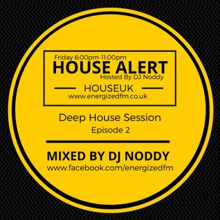 Deep House Vibes live on energized fm