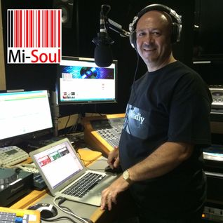 Mark Smedley 'Mi Lunch'' / Mi-Soul Radio / Wed 1pm - 4pm / 27-04-2016