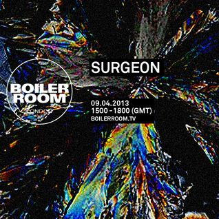 Surgeon @ 2 hour Boiler Room Mix (06-04-2013)