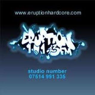 The Wook - Old school Hip-Hop 13th July 2010 - Eruption 101.3FM