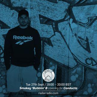 Smokey 'Bubblin' B - 27th September 2016