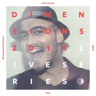 Kon - Live at Dimensions 2015