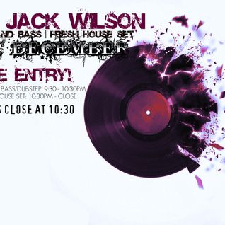 Jack Wilson Fresh House Mix