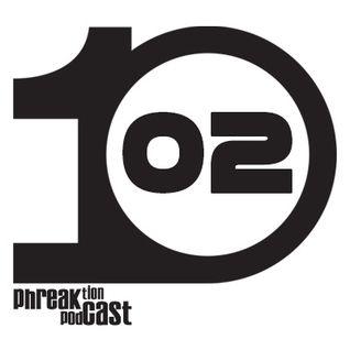[PhreakCast 02 - Sweatshop Summer DnB Mix