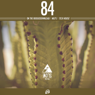 Beantown Boogiedown Podcast 084: MO7S (Tech House - The Fall)