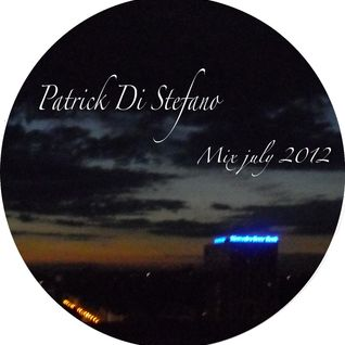 PODCAST #06 - PATRICK DI STEFANO July 2012 - Dj-Set