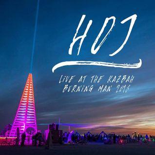 Hoj - LIVE at the Kazbah - Burning Man 2016
